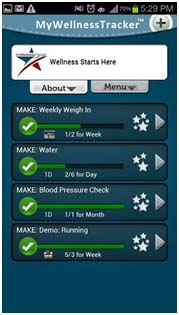 WellnessApp