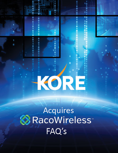 KORE Acquires RacoWireless FAQs