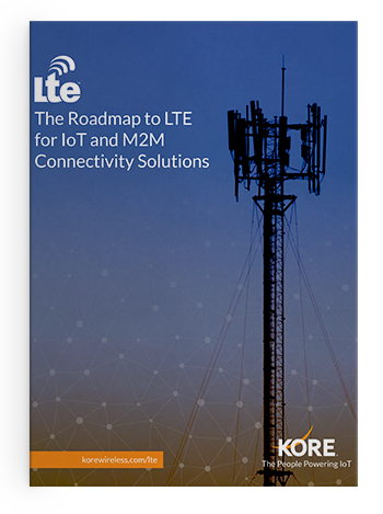 Roadmap to LTE
