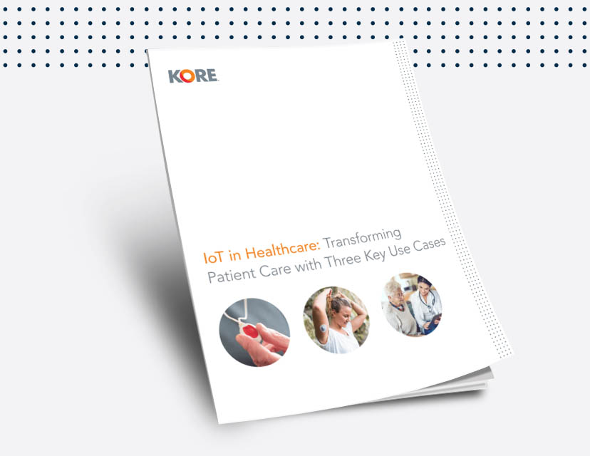 Download this ebook to learn how healthcare IoT solutions are transforming patient lives.
