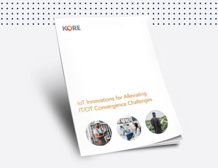 Learn how to overcome challenges with IoT technology solutions in this ebook.