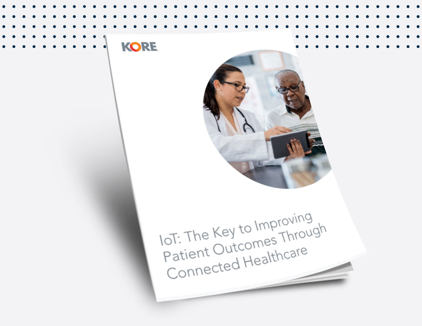 Download this eBook to learn more about transforming healthcare through IoT