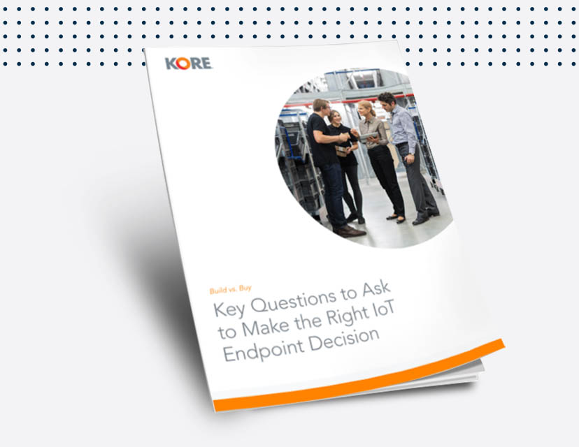 Download this ebook to learn the pros and cons of DIY for IoT Devices.