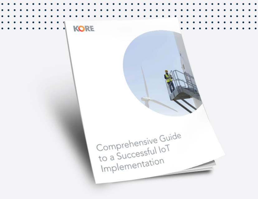 IoT Implementations don't have to be complicated. Download this ebook to learn more.