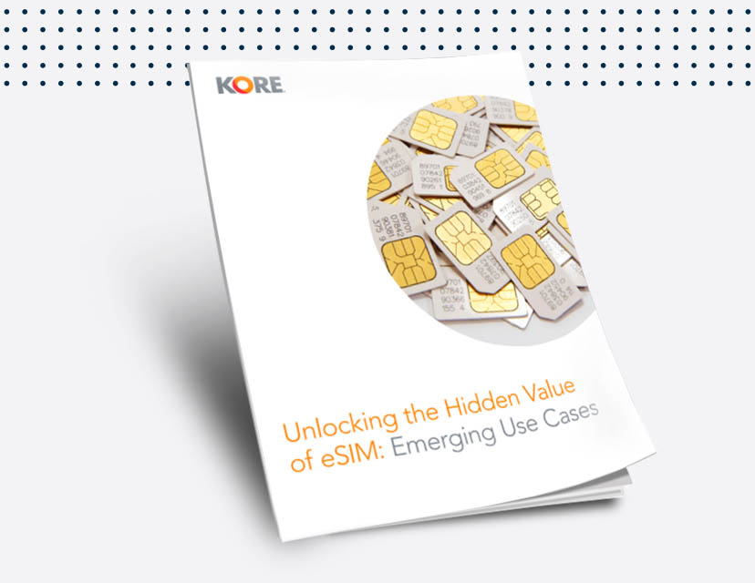 Learn more about eSIM technology - and its practical applications - in this ebook.