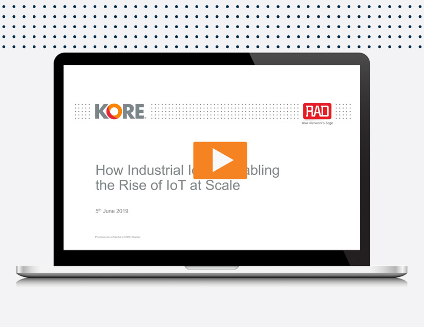 Join this on-demand webinar to hear what experts say are your biggest industrial IoT opportunities.