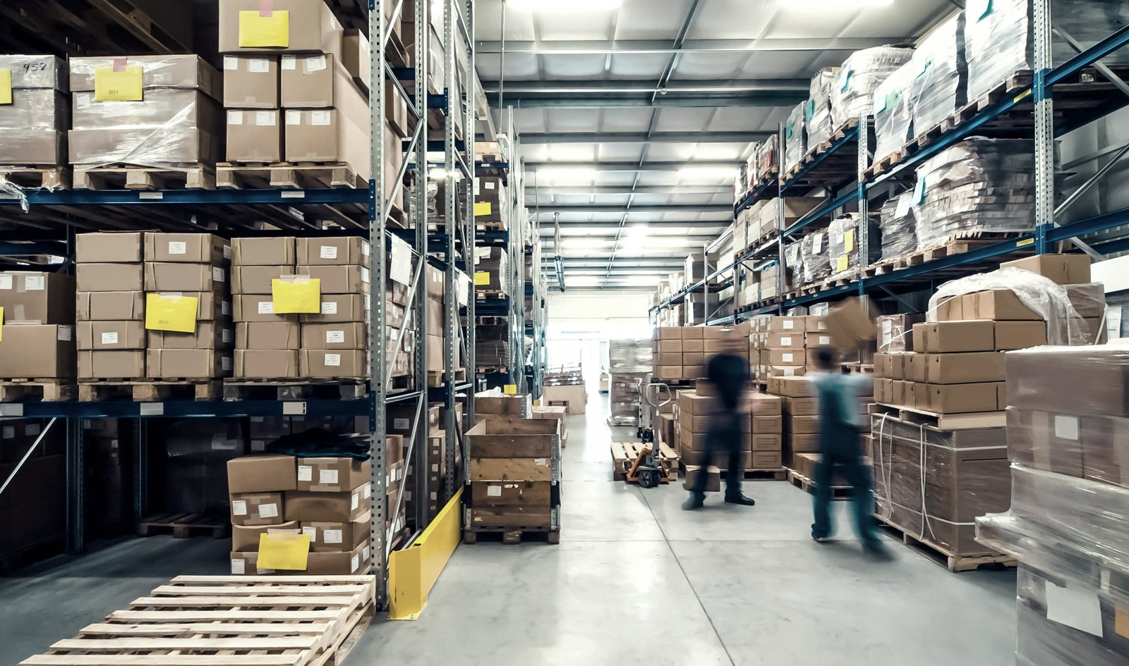 Warehouse solution for IoT device inventory