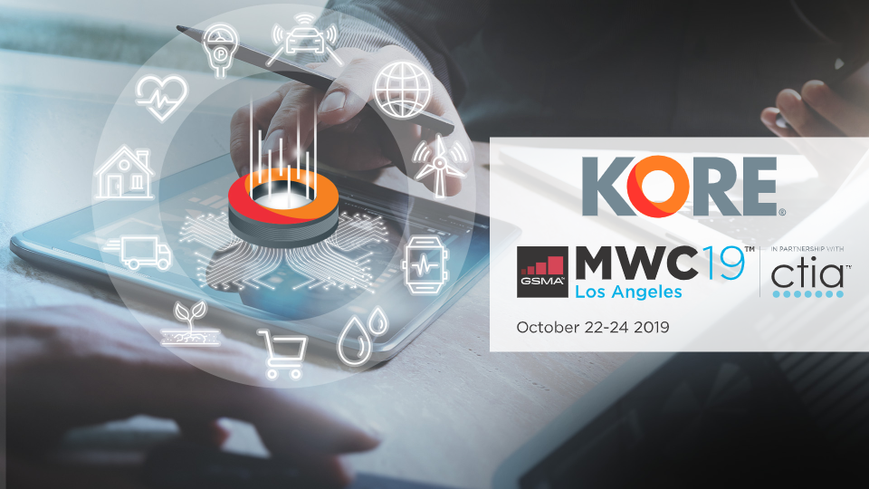 IoT Takes Center stage at Mobile World Congress Los Angeles 2019