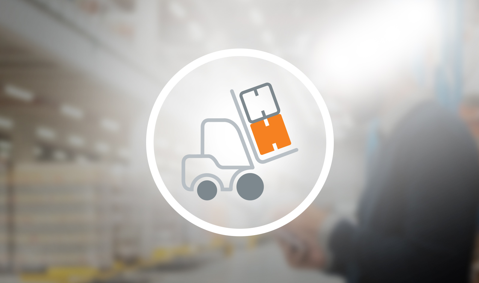 Logistics IoT  inventory and warehouse management