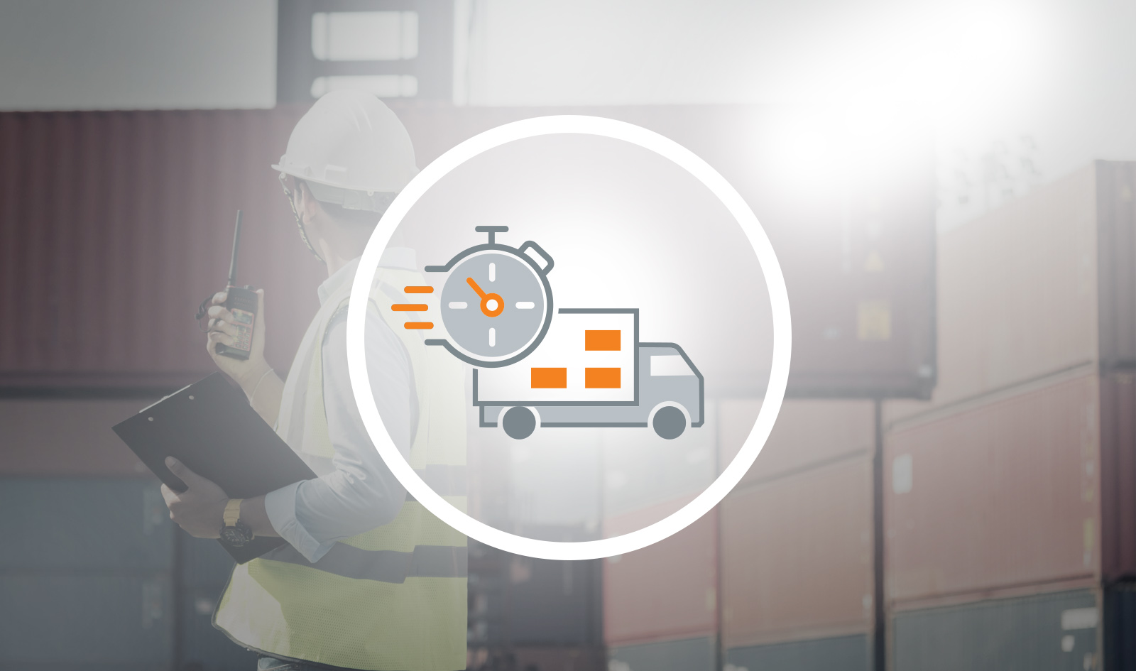 Logistics IoT Improve on-time, In-Full delivery