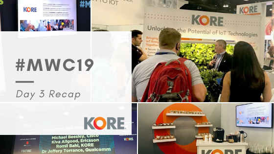 KORE Highlights from Mobile World Congress Los Angeles 2019