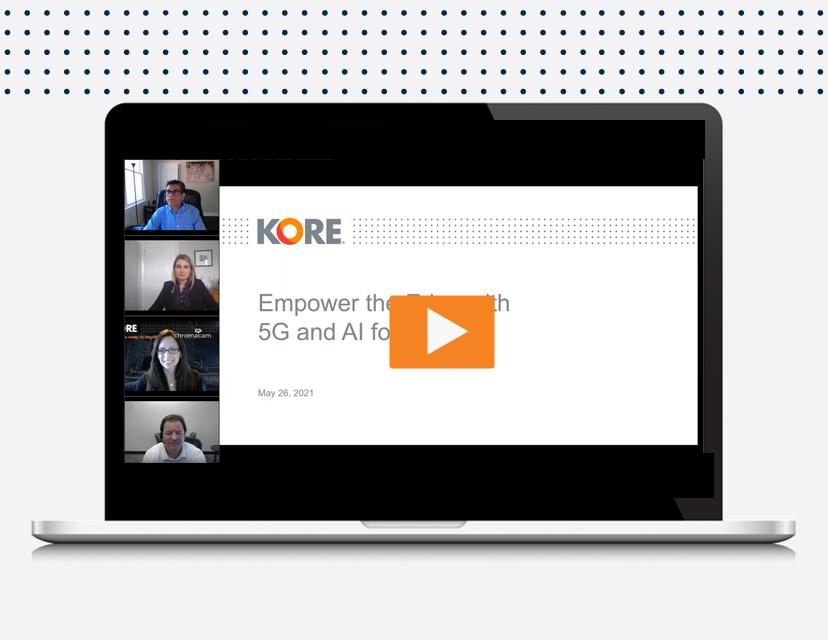 Empower the Edge 5G Webinar LP image