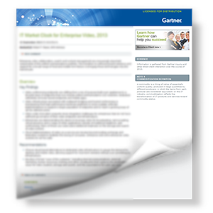 Exclusive Gartner Research Report: Innovation and Insight for 5G Networking – Cutting Through the Hype