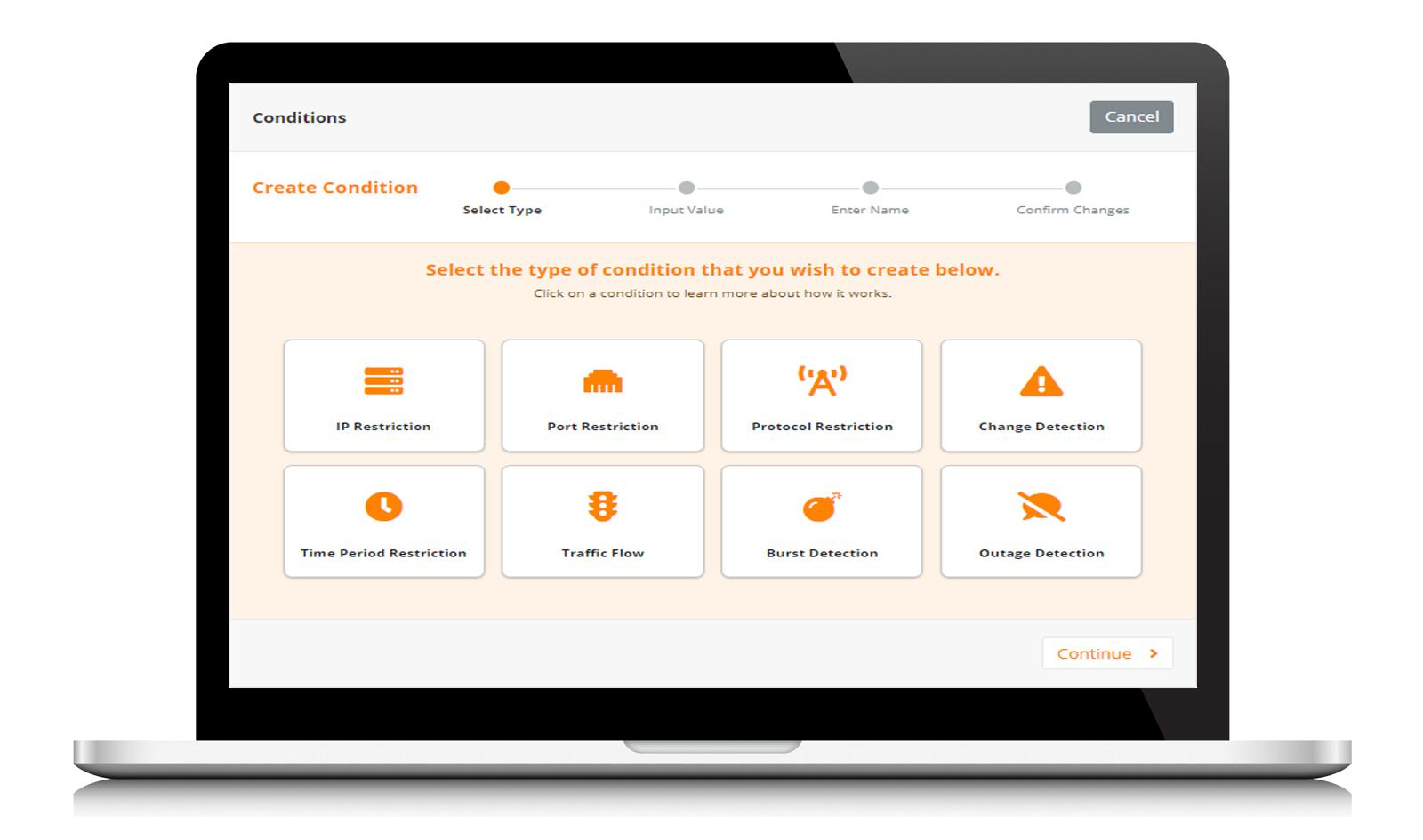 Identify IoT data threats