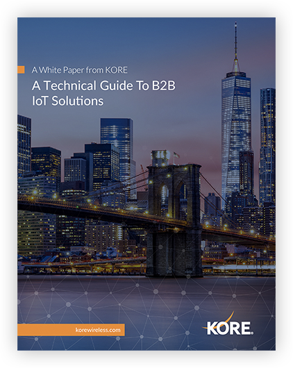 Need reliable information on IoT for B2B?