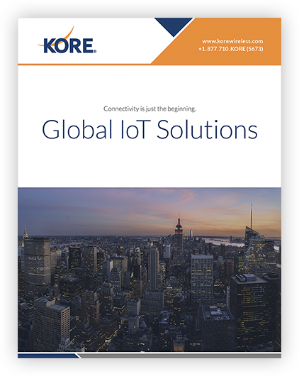 The IoT ecosystem is ever-evolving.